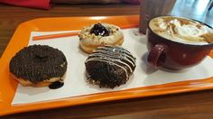 See 7 photos from 24 visitors to Dunkin' Donuts. Dunkin Donuts, Muffin, Coffee, Breakfast, Food, Kaffee, Morning Coffee, Muffins, Meals