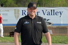 ARCA Midwest Tour Star Dan Fredrickson talks about finally conquering Dells Raceway Park. (Doug Hornickel // www.FastLapPhoto.com)