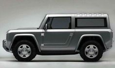 Ford Bronco Concept 2017