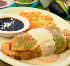 Curra's Grill: 20 Years in the Making. Once upon a time, prior to the avocado margarita or the famous Julieta's Award Winning borracho or mole sauce. Grilled Avocado, Mole Sauce, Brunch Places, Grilling, Bakery, Menu, Ethnic Recipes, Restaurants, Margaritas