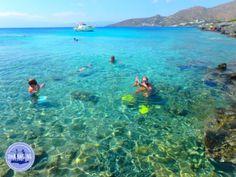 schnorchelen-auf-kreta-im-elounda-bay-1 Crete Greece, Golf Courses, Island, Greek Islands, Islands