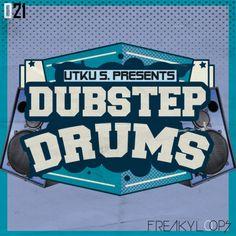 Dubstep Drums from Freaky Loops