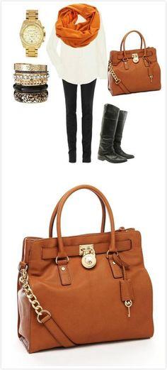 Michael Kors bag! Love this!