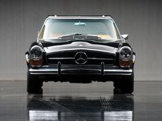 1967-71 Mercedes-Benz 280 SL US-spec (W113)