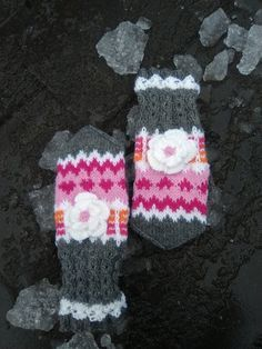 Neulonta ja käsityöblogi Mittens, Gloves, Diy Crafts, Knitting, Crochet, Models, Fingerless Mitts, Templates, Tricot