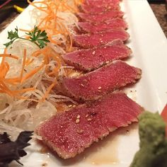 Tuna Tataki Time! by marcelgb