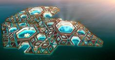 A new floating city designed by AT Design Office and the Chinese construction firm CCCC, is slated to begin development on a pilot scale nex...