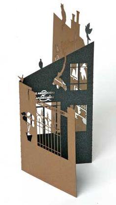 découpe laser papier, atelier à Paris de découpe laser papier, faire part de…