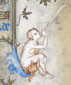 Book of Hours, Use of Paris ('The Hours of Yolande of Flanders') Date 1353-1363 Yates Thompson MS 27  Folio 42r