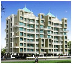 Arihant Aksh - Ongoing Residential Projects in Badlapur