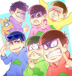 ok ok osomatsu-san dakimuras yeah I DID THE THIng... i did the thing....... hides away... aaand back to commissions thanks for the wait guys!1