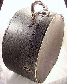 Vintage Hat Box- need