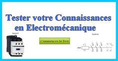 Quiz en Électromécanique