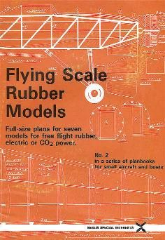 Flying Scale Rubber Models Vol 2 | Hobbies