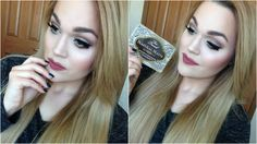 Too Faced Natural Matte Palette | Review + Tutorial