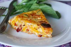 Frittata de batata baroa com tomate seco | 14 receitas de uma panela só para pessoas que sofrem de fome e preguiça