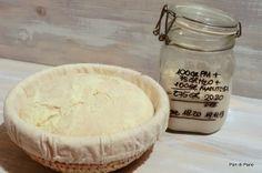 Una Nuova Pasta Madre, solo acqua e farina e pronta in 5 giorni!!!