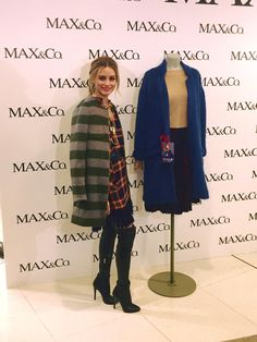 Olivia Palermo at the Max&Co. event on October 22, 2015 in Hong Kong