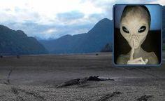 Disso Voce Sabia?: CHILE: Lago Riesco Desaparece Misteriosamente durante a Noite, Aliens Roubando nossa Água?