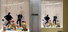 #fendiwindows Fendi Kids Store in Doha, Qatar  @fendi