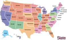 #German the 3rd most spoken language in US behind #English and #Spainsh