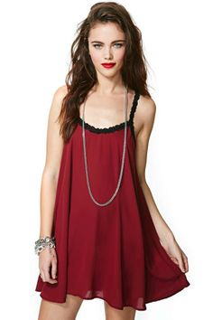 Fascinate Lace Slip Dress