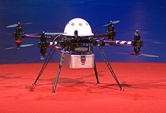 Separating Hype from Reality on Amazon's Drones...May cost $200 per package.