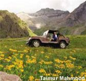 Ouray Jeep Trip