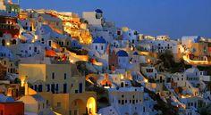 Haftasonu buraya gitmek isteyenler? Uzak da değil, Ege Denizi'nde :) (Santorini)