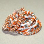 Bead Crochet Patterns. I need to learn how to crochet so I can create these gorgeous patterns.
