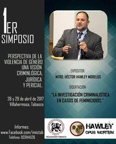 Personal de Criminalística de FGE Chihuahua asiste en Tabasco a Simposio de Perspectiva de la Violencia de Género | El Puntero