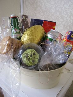 Gift hampers google search hampers n things pinterest gift mens easter hamper chic dreams negle