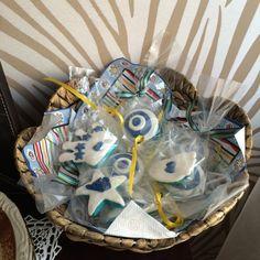 Halamız Senem Pancaroğluna güzel kurabiyeleri için teşekkür ediyoruz