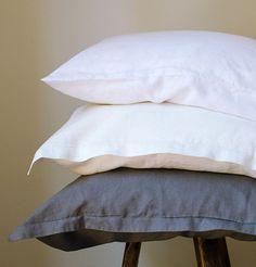 linen pillowcases | CULTIVER