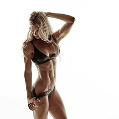 ROCK HARD DREAM PHYSIQUE of #Fitness & Figure model Tine Gronnemark : if you LOVE Health & #Motivational Body Goals - you'll LOVE the #Inspirational designs at CageCult Fashion: http://cagecult.com/mma