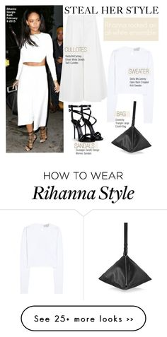 """Steal Her Style-Rihanna"" by kusja on Polyvore"