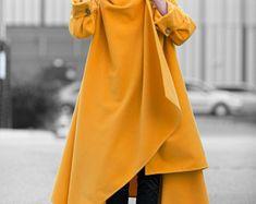 Women's Winter Single breasted wool Coat red swing hooded | Etsy Green Wool Coat, Silk Coat, Long Wool Coat, Winter Coats Women, Coats For Women, Jackets For Women, Women's Jackets, Maxi Coat, Vest Coat