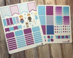 Disney ALADDIN Inspired Weekly theme Planner by PlanwithPizazz