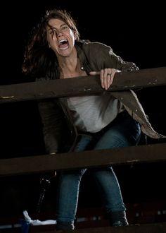 Maggie Greene in The Walking Dead Season 6 Episode 9 | No Way Out