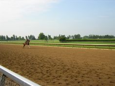 Keeneland jockey breezing
