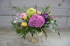 Spring arrangement i