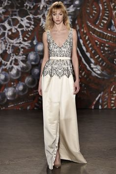 Jenny Packham Fall 2015 Ready-to-Wear - Collection