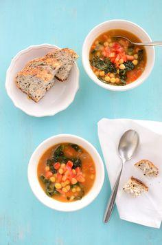 Scandi Home: Tunisian Breakfast Soup