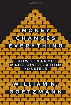 Download free Money Changes Everything: How Finance Made Civilization Possible pdf