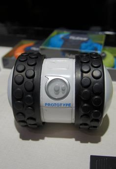 Orbotix's Sphero robot ball is like a remote control car from the future.