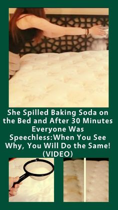 The mattress of your bed can be very difficult to clean, especially because over time, millions of dead skin cells, molds, bacteria and dust mites accumulate in it. Therefore, it is very significant to consistently clean the mattress where we sleep, generally to avoid health problems. ----------Sponsored Links ---------- ----------Sponsored Links ---------- Melisa Maker, who …
