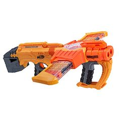 Nerf Doomlands Dealer Blaster - The Entertainer - The Entertainer \Save those thumbs & bucks w/ free shipping on this magloader I purchased mine http://www.amazon.com/shops/raeind  No more leaving the last round out because it is too hard to get in. And you will load them faster and easier, to maximize your shooting enjoyment.