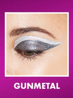 Liquid Liner, Nyx Cosmetics, Short Hair Styles, Metal, How To Wear, Bob Styles, Short Hair Cuts, Metals, Short Hairstyles
