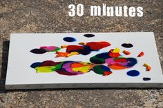 Cookies, Crayons, Classes, & Chaos: 20 Ways to Melt and Use Crayons