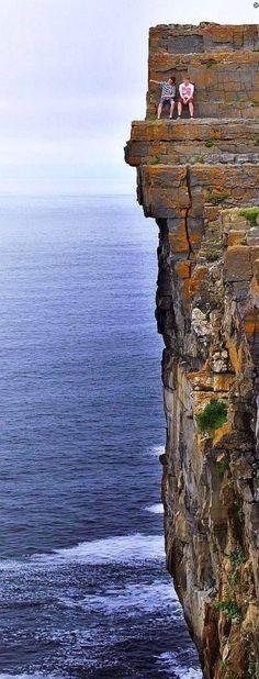 Irlanda | Ilhas Aran | Costa da Ilha de Inishmore